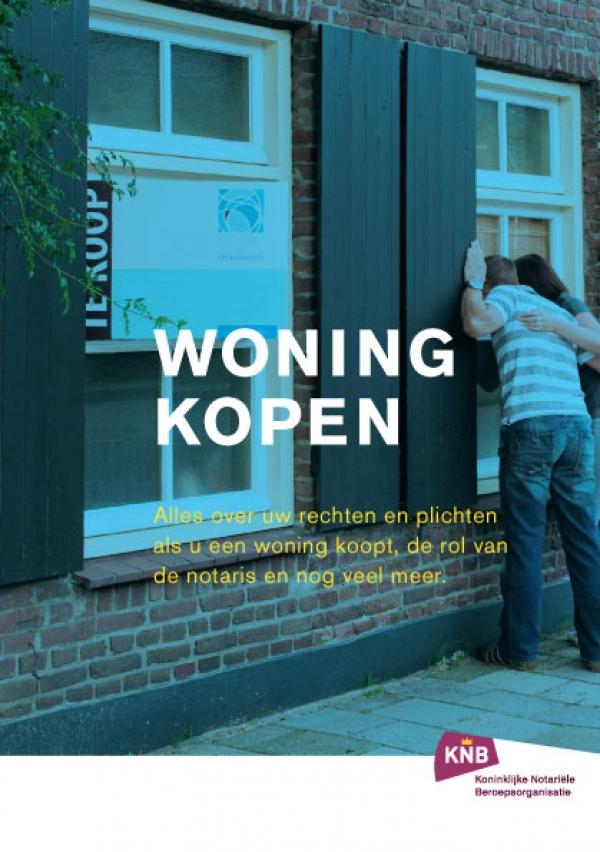 Brochure woning kopen - Meijer Notarissen