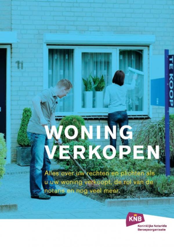 Brochure woning verkopen - Meijer Notarissen